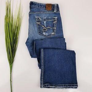 BKE Sabrina Flare Jeans  Sz 28